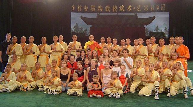 kínai szőkék